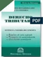 Guia de Estudio. Derecho Tributario. Casanova. Con seleccion de Texto.pdf