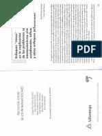 Piñuela y Yela-Enfoques Meso Explicación Problemas Sociales