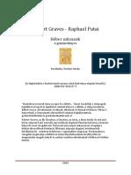 Robert Graves Raphael Patai Héber mítoszok.pdf