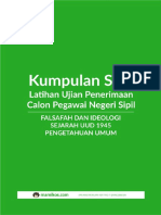 CPNS - Pengetahuan Umum 1