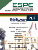 Sistemas Multimediales