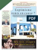 Journal Le Soir Dalgerie Du 24.11.2018
