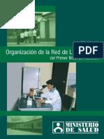 MODELO DE ORGANIZACION DEL LABORATORIO