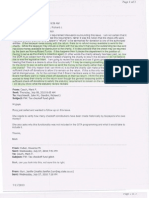 Colorado Department of Revenue Tax Checkoff emails