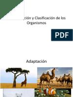 5. Evolución y Selección Natural