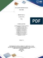Ecuaciones Diferenciales 100412_304 Trabajo Fase 3