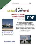 Reseña Historica San Juan La Marina-1