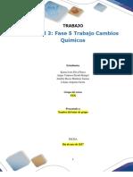 Formato Entrega Trabajo Colaborativo – Unidad 3 Fase 5 Trabajo Cambios Químicos (1) (3)
