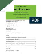 Auster Paul - La Soledad Del Laberinto.PDF