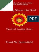 The Art of Creating Money