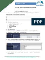 6.-Programación del panel HMI (Entrada Analógica)