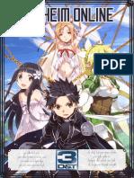 3D&T Alpha - Alfheim Online - Sword Art Online - Biblioteca Élfica.pdf