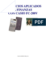 Casio Fc200