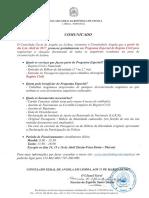 comunicadoprogramaespecial6Abril2017