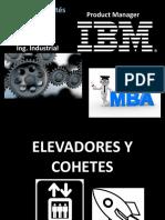 Elevadores&Cohetes CUCEA 15mayo2015