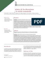 7. Alteraciones Leucocitarias en AR