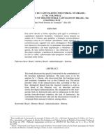 Constituição do capitalismo industrial no Brasil.pdf