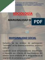 Semana 05 Marginalidad Social