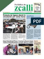 Periódico de Izcalli Ed. 618. Octubre