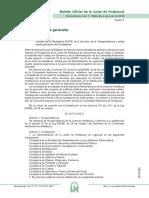 Decreto Presidenta 5-2018 Reestruct Consejerias