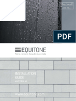 EQUITONE Installation Guide AU 15