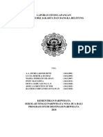 Laporan Studi Lapangan Provinsi DKI Jakarta Dan Bangka Belitung (Autosaved)