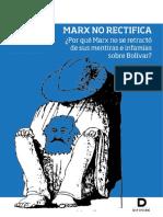 Marx No Rectifica