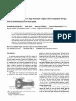 Unsteady Operation of New Type Turbofan Engine with Aerodynamic Torque.pdf