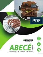 Pago de Contraprestaciones Economicas para la Agencia Nacional de Minería