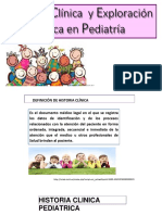 EXPO Historia Clinica Pediatria