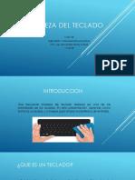 Limpieza Del Teclado Presentacion 2.0