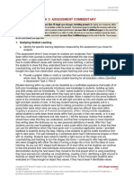 edtpa assessment commentary