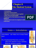 Bab 11 - Joints of the Skeletal System