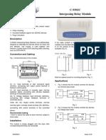 C-9302C Interposing Relay Module Issue4.03
