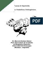 Esteroides Anabólicos Androgénicos