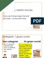 2.2.El grupo social