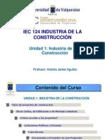 Industria de La Construcción. Capítulo 1