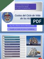 19. Costos Del Ciclo de Vida de Los Activos_ppt_Seminario Ingeniería Naval 2015