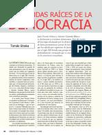 Las hondas raices de la Democracia - Tomás Straka.pdf
