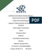 Contrato Ciber