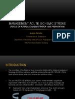 MANAGEMENT ACUTE ISCHEMIC STROKE (simpo rTPA RSHS)_lisda.pptx