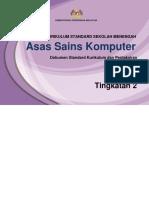 DSKP KSSM ASAS SAINS KOMPUTER TINGKATAN 2.pdf