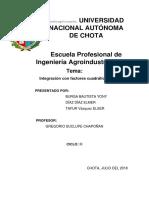 Informe Matematica III
