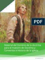 Dominio de La Doctrina DYC (Recuperado) (Recuperado) (Recuperado) (Recuperado) (Recuperado) (Recuperado)
