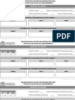 If-P21-F08 Formato Registro de Limpieza