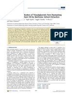 1. 2016 Aparamarta Separation and Purification of Triacylglycerols