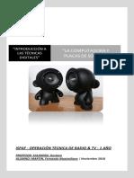 PC & Placas de Sonido - Intro a Las Téc Dig - OTDR&Tv - MARTIN Fernando