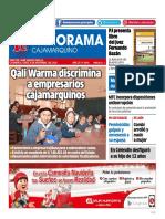 Diario Cajamarca 26-11-2018