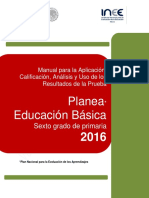 Manual Planeabasica 2016 Primaria Niveles