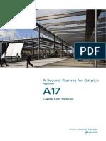 Gatwick Appendix a17 Capital Cost Forecast